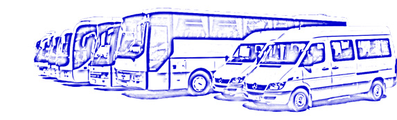 rent buses with coach hire companies from Germany